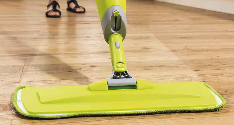 péče o podlahy