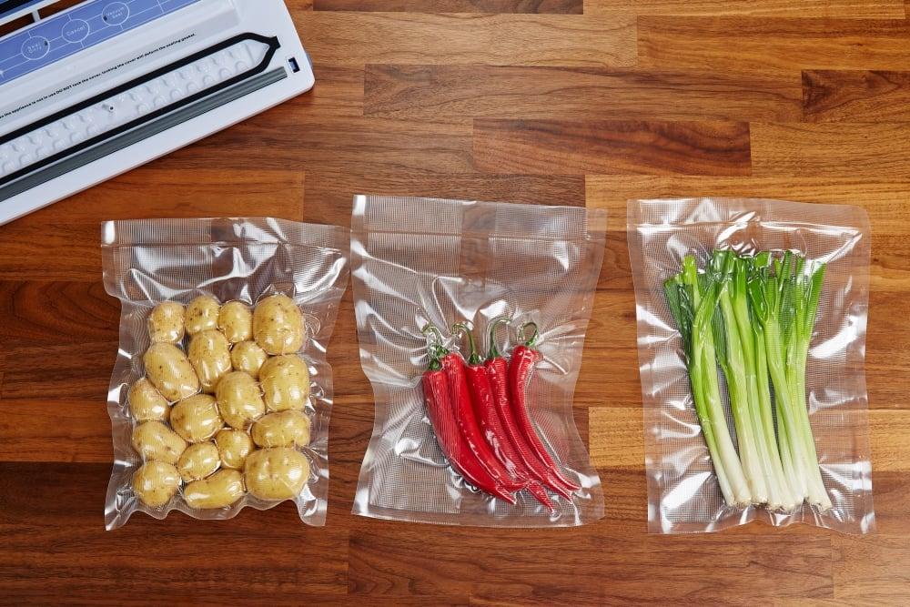 vakuování potravin