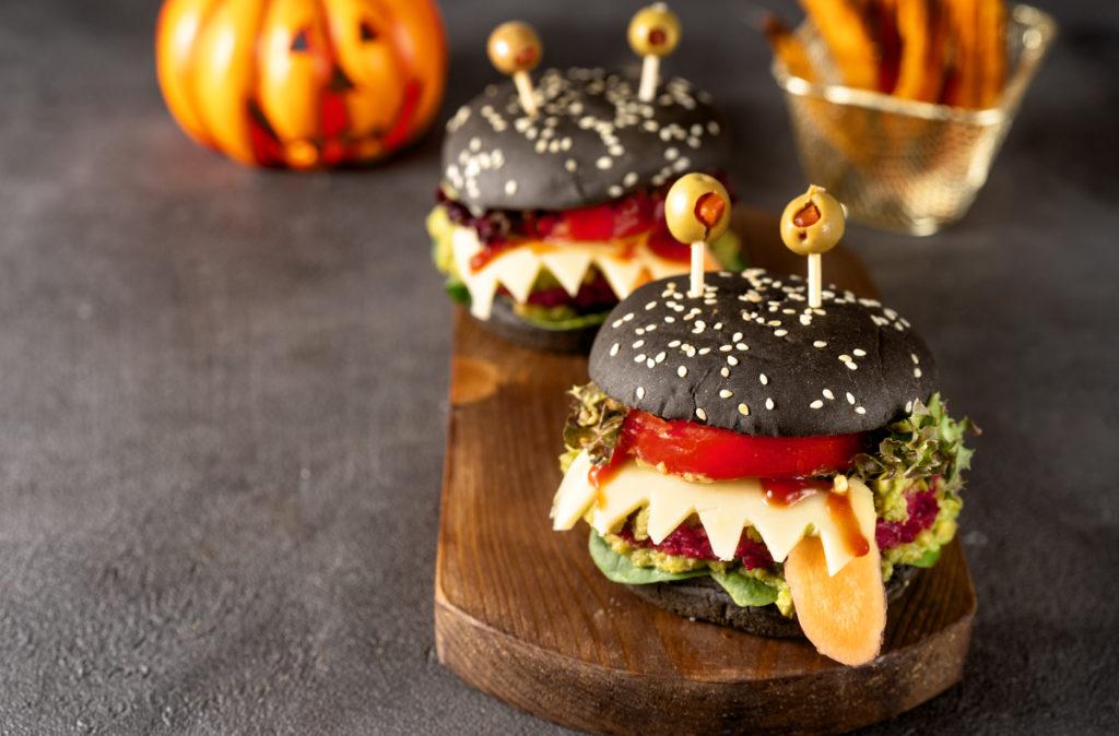 burgerová příšera