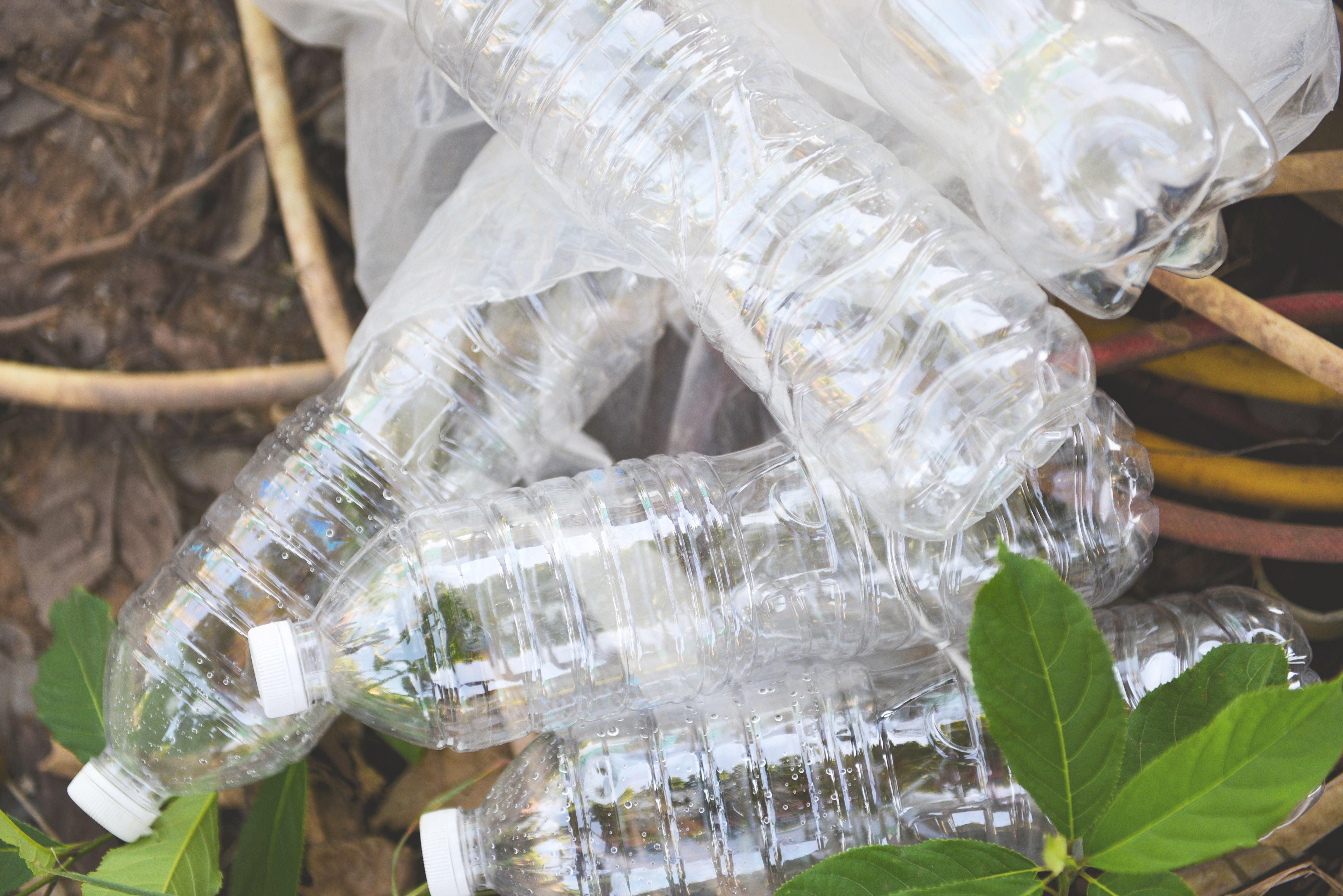 třídění plast