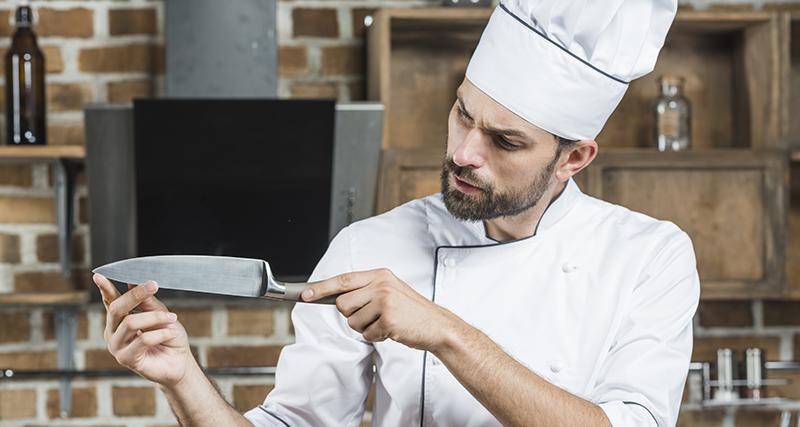 jak vybrat nůž