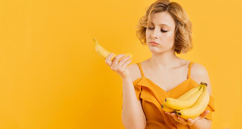 přezrálé banány 1