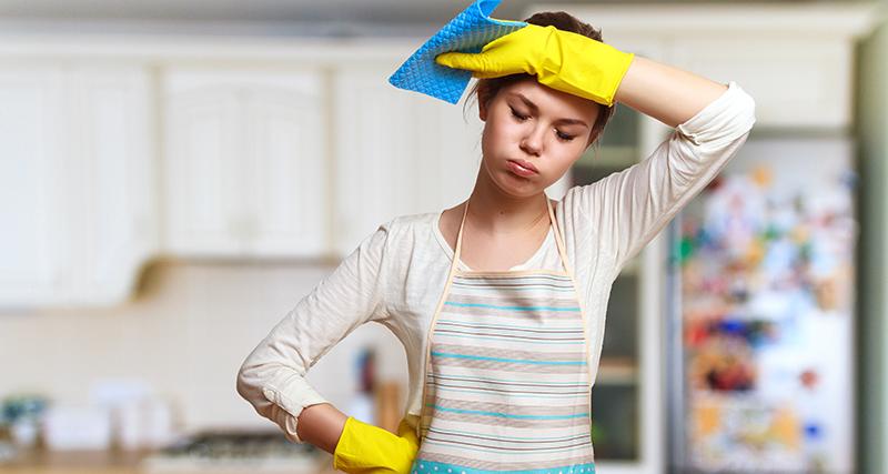 jak vyčistit spotřebiče